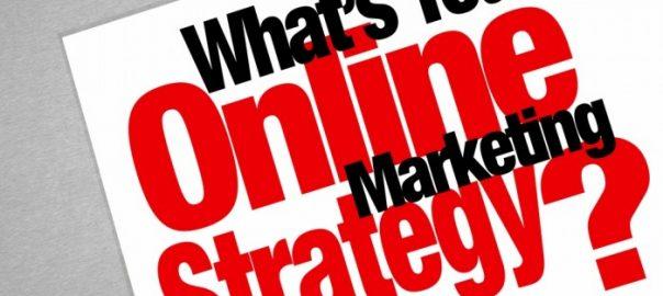 Best Online Marketing Strategy